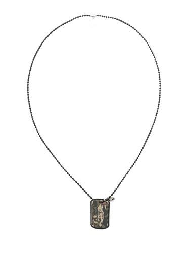 Alexander McQueen Kolye Gümüş